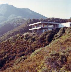 Tamalpais Pavilion, California, 1963-1965_Paffard Keatinge-Clay