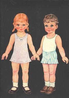 JACK AND JUDY-PEG AND BILL 1940 | eBay