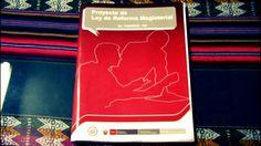 El Proyecto de Ley de Reforma Magisterial [Foto: Jack Hurtado / Spacio Libre].