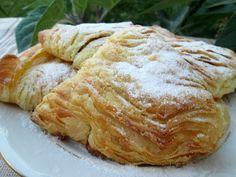Italijansko lisnato pecivo oblika školjke bez kvasca recept