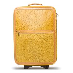 The roller suitcase $39.96