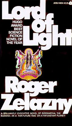 Roger #Zelazny Lord of Light (1967) #India #scifi