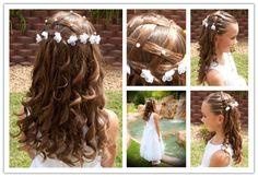 8 pretty princess hairstyles  #diy #hairstyle #princess