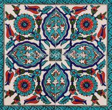 Turkish Tile Ic Tiles Art Mosaic Wall
