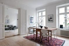 tendance dco le grand retour du tapis persan dcoration tapis persan pinterest - Tapis Persan Moderne