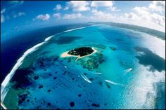 Managaha Island, Saipan.  Been there. Words can't even describe how beautiful this place is....