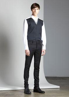 Neil Barrett Autumn Winter 2014 Menswear Pre Collection Look 35