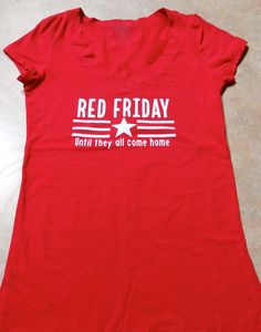 Red+Friday+Tank/TeeShown+by+SheWhoWaitsDesigns+on+Etsy,+$20.00