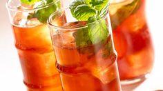 ¡Refréscate y relájate! Ofréceles  a tus invitados unos Mojitos Con Té De Limón y verás como les encantarán. Recetas de Mojitos + bebidas refrescantes + mojitos de té de limón + bebidas con té + bebidas con té de limón