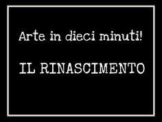 Dieci minuti di Arte:Il Rinascimento (Storia dell'Arte) - Arte per Te - - YouTube