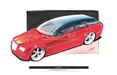 Image detail for -chip foose paint by ~albeny on deviantART