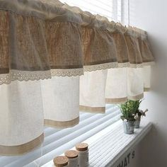 Buy 'iswas – Linen Blend Valance Curtain' at YesStyle.com plus more South Korea items and get Free International Shipping on qualifying orders.
