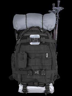 Civilian Covert LT Device Module Poutch 3D Mesh Camera Tools Outdoor Army Black