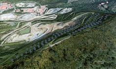 Plastico Virtuale della Miniera La Crocetta (Isola d'Elba), 2010 - GeoInformatiX, Alberto Antinori
