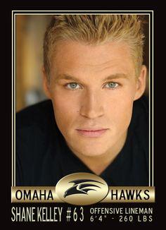 The Omaha Hawks. Ohhh myyyy.....