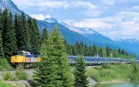 Canada by Rail w/Rockies from Vancouver: VIA Rail, Jasper, Lake Louise, Banff, Toronto