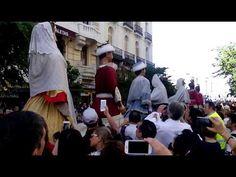 Gigantes y Cabezudos San Isidro Madrid 2015
