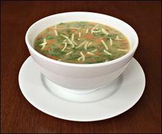 Sopa de Feijão Branco 2