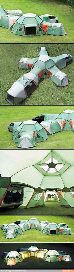 Best tent ever!!