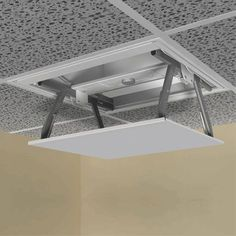 Hide projector in the ceiling :D #homecinemaprojector