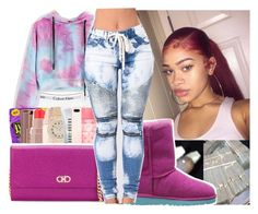 c564246d8c Who Ready For UGG Season  by voni-parks ❤ liked on Polyvore featuring Calvin