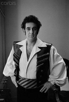 Placido Domingo as Don Jose in Carmen