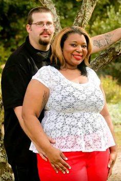 Ebony bbw white guy