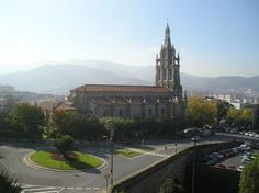 The Basilica of Begoña