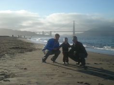 San Fran with Uncle Jeff