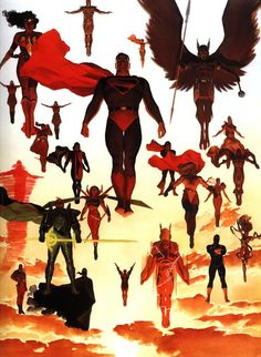 Justice League There needs to be a movie!