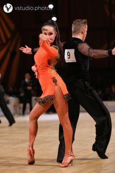 Shall We Dance, Lets Dance, Latin Ballroom Dresses, Dance Dresses, Latino Dance, Dance Hairstyles, Ballrooms, Sport, Yellow Dress