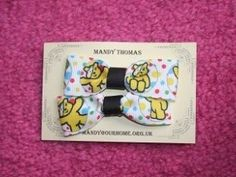 img_4874 Children In Need, Coasters, Bows, Arches, Coaster, Bowties, Bow