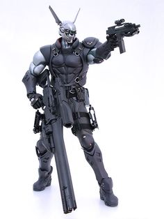 Briareos - Appleseed - Action Figure