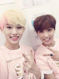 7.18.16 NCT Vyrl Update #SMTownOsaka - Winwin and Haechan