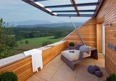Haustechnik im Baufritz Holzhaus, intelligentes Ökohaus bauen