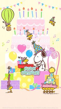 30 Super Ideas Thank You For Birthday Wishes Snoopy Happy Birthday Snoopy Images, Cute Birthday Wishes, Birthday Wishes Greetings, Happy Birthday Pictures, Happy Birthday Messages, Happy Birthday Funny, Funny Happy, Cake Birthday, Snoopy Love