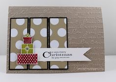 KarrenJ - Stamping Stuff: Christmas Gifts
