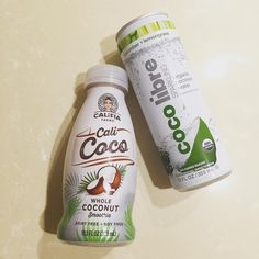 "42 Likes, 2 Comments - Jessica Hamlin-Bois (@greeneggsnhamlin) on Instagram: """"I'm in love with the coco."" Got @califiafarms' Cali Coco smoothie (just coconut water, coconut…"""