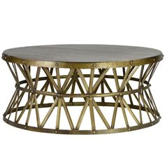 Dovetail Lionel Coffee Table-Large | Coffee & Cocktail Tables | Living Room | Furniture | Candelabra, Inc.