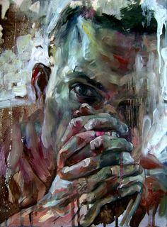 """Find out additional details on """"contemporary abstract art painting"""". Browse through our web site. Pintura Graffiti, L'art Du Portrait, Color Portrait, Portrait Ideas, Figurative Kunst, A Level Art, Contemporary Abstract Art, Contemporary Artists, Art Graphique"""