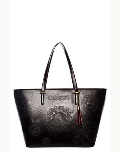 DESIGUAL Bag SAN FRANCISCO NEOGRAB negro - 84,00€ : Fashion Monicapecado