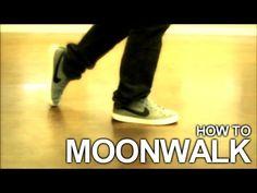 ▶ Learn the MOONWALK in a few easy steps! - YouTube