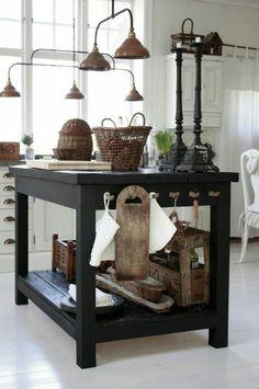 Werkbank keuken
