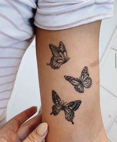 Red Ink Tattoos, Dainty Tattoos, Baby Tattoos, Pretty Tattoos, Mini Tattoos, Cute Tattoos, Body Art Tattoos, Small Tattoos, Sleeve Tattoos