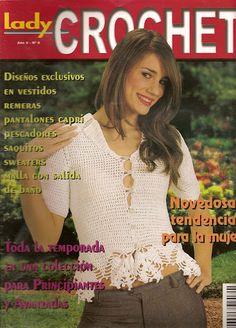 Lady Crochet Ano 2 № 6 - Varias cosas chulas!!