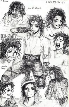 Bad Era Doodles by Dew-Sama on DeviantArt