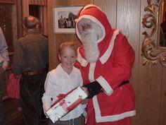 Babbo Natale al Cendevaves/Der Weihnachtsmann auf Besuch im Cendevaves/Father Christmas at the Cendevaves