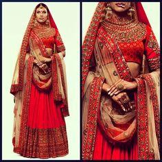 Peeli kothi lehenga with maharani blouse.. This lehenga is breathtaking