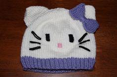 hello kitty strikkegenser og bukse oppskrift   Nøstemamma: Hello Kitty Lue