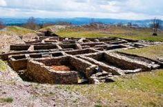 Castro celta de Castromaior, Monumento histórico. Turismo en Portomarín ( Lugo ). Disfruta de Galicia.